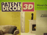Patent Decor 3D By Colemans